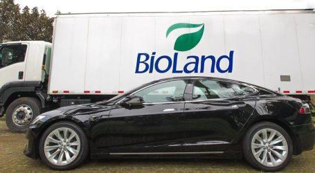 Empresa cartaginesa importó el primer vehículo eléctrico Tesla en el país