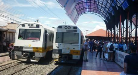 Tren llegará hasta Paraíso en mayo del 2018