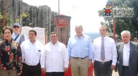 Cartago celebra firma del Acta de Independencia Nacional con varias actividades