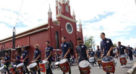 Cartago celebra 196 años de la Firma y Jura del Acta de la Independencia