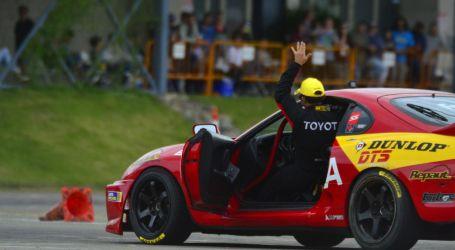 Mario Brenes es el nuevo monarca del drifting nacional