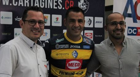 Michael Umaña regresa al Cartaginés