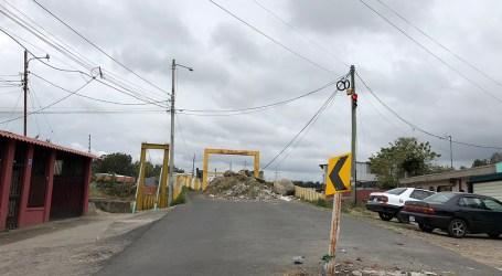 Municipalidad de Cartago presiona al Conavi para reabrir puente Santa Marta