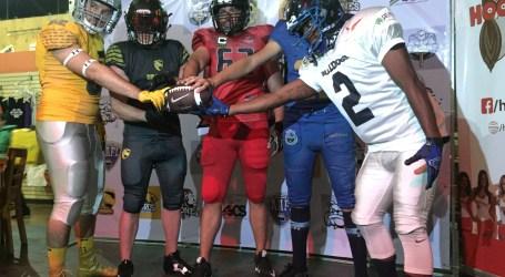 Cartago recibirá el torneo de futbol americano este domingo