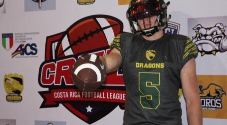 Dragons triunfó en la segunda jornada de Costa Rica Football League