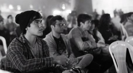 Proyección de cine en la Plaza Mayor llenó las expectativas del 7CRFIC