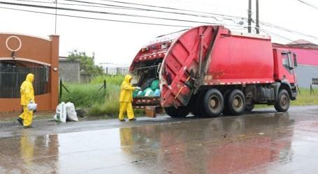 Habrán cambios en los horarios de recolección de basura en Cartago