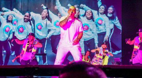 Daddy Yankee enloqueció a su público en el Saprissa