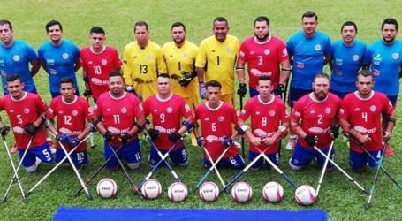 Campeonato Centroamericano de Futbol para Amputados será en Cartago