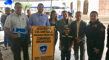 Fuerza Pública de Cartago cuenta nuevos aliados en la prevención del delito