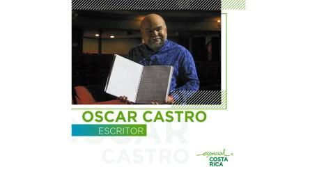 Escritor cartaginés es nombrado embajador de la Marca país Esencial Costa Rica