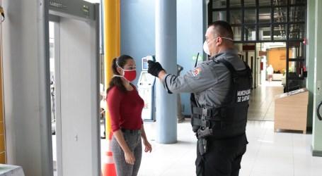 Municipalidad de Cartago aplica medidas sanitarias para ingreso a sus instalaciones
