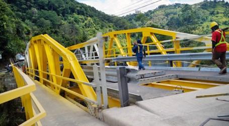Próximo martes se reabrirá puente Negro en Orosi
