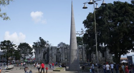Plaza Mayor de Cartago se quedará sin obelisco