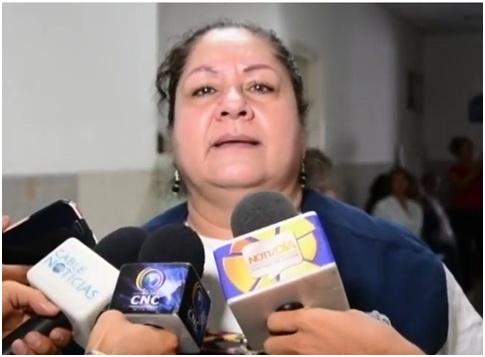 Habla Emma Vélez Veedora en Salud sobre la situación del Hospital Departamental de Cartago