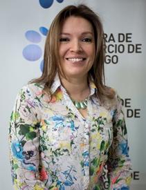 Presidenta camara de comercio