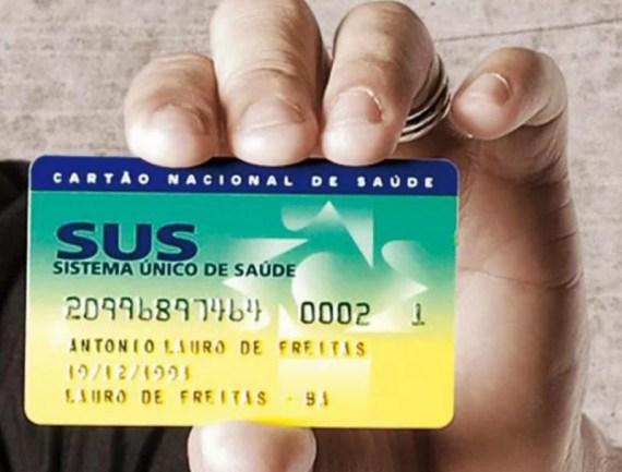 Cartão SUS Digital - cartão do SUS vai receber versão Digital
