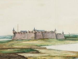Castelo Keulen 1645