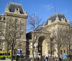 Paris Prfecture De Police Et Prfecture De Rgion 75