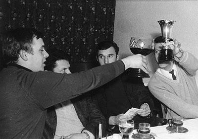 1968 | Ein Klub wird gegründet: Auf gutes Gelingen