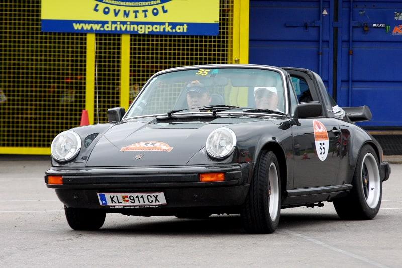 Debelak Ernst, Porsche 911 Targa