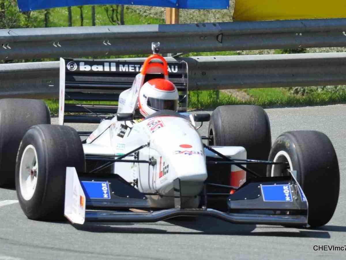 WALDY Hermann, Formel 3000 LOLA B06/51