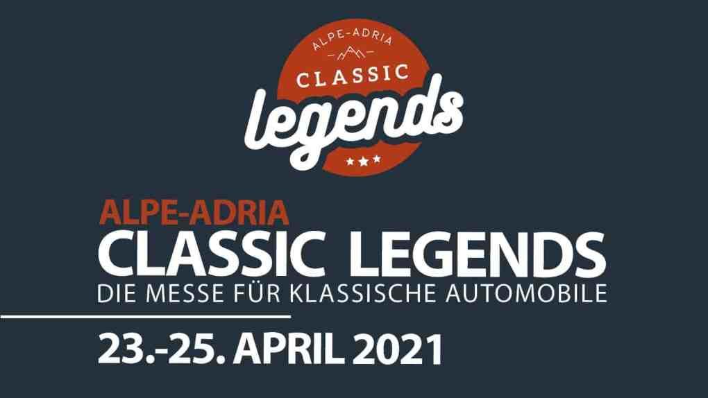 2021 CAR Team Ferlach Oldtimermesse Klagenfurt Classic Legends Johannes Habich 4