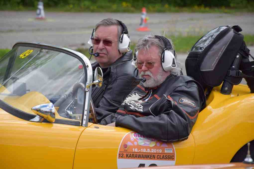 2021 CAR Team Ferlach Oldtimermesse Klagenfurt Classic Legends Johannes Habich 6