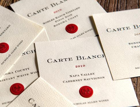 Carte Blanche Cabernet