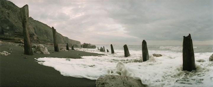 The Coal Coast, Dawdon, evening 11 September 2001 (2003)