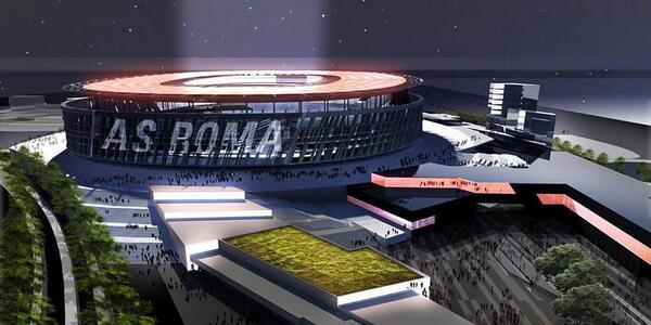 Risultati immagini per Stadio della Roma, il cedimento 5stelle alla speculazione