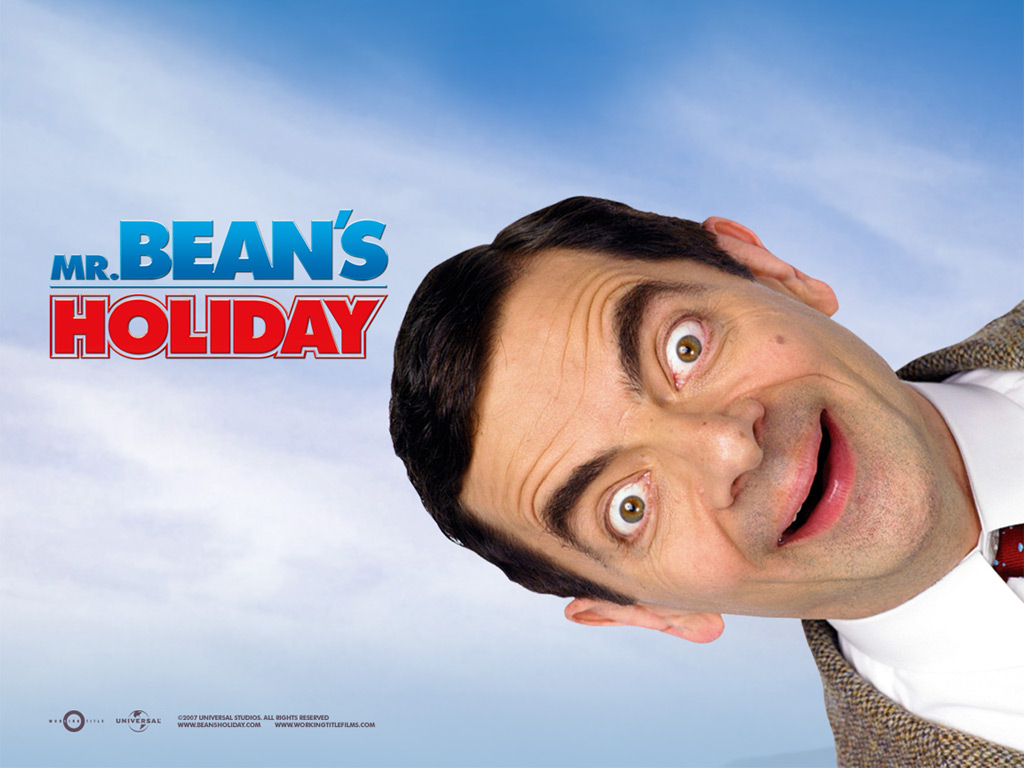 Mr Bean S Holiday