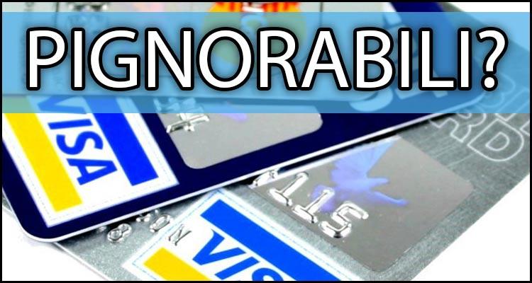 Le Carte Prepagate Sono Pignorabili Cartemiglioriit