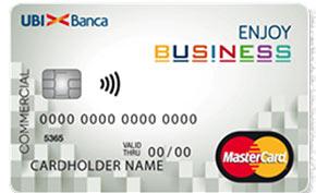 Carta prepagata Enjoy Business