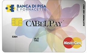 Carta prepagata CabelPay