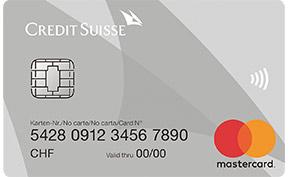 Carta prepagata svizzera Credit Suisse