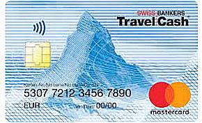 Carta prepagata anonima Travel Cash