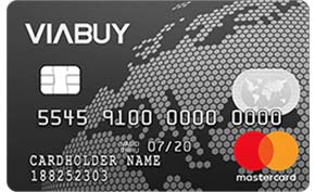 Carta prepagata ViaBuy MasterCard Prepagata