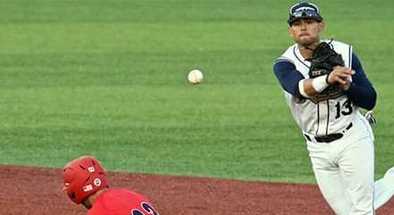 Team effort carries ETSU past Mercer, 7-2