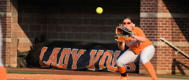 No. 8 Tennessee softball edges No. 9 UK