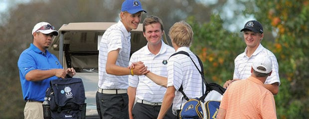 ETSU men's golf headed to Oregon NCAA Regional