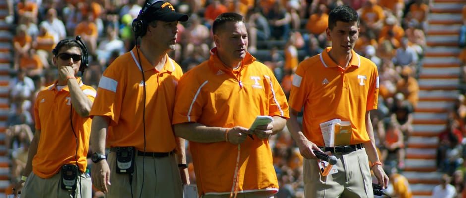Vols football to face West Virginia in Charlotte in 2018