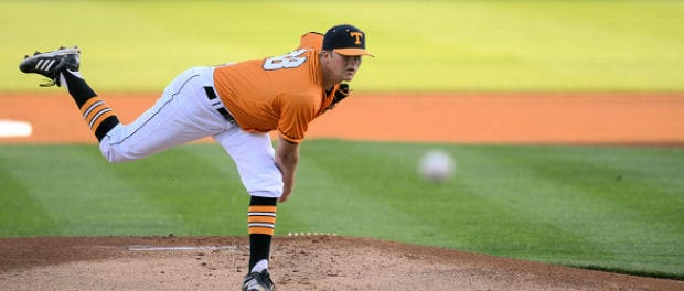 Vols baseball drops series opener to Kentucky