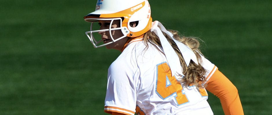 Tennessee's Shipman Wins Softball's Honda Award
