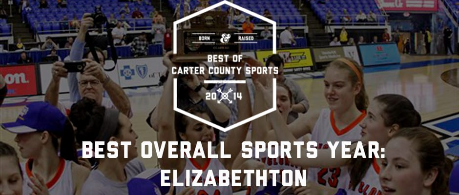 Best of Carter County Sports Program of the Year