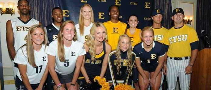 ETSU athletics launches new logos, branding initiative