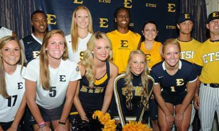 ETSU athletics launches new logos, branding initiative