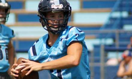 Hampton football hosts 7-on-7