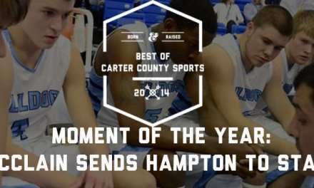 Best of Carter County Sports: Moment of the Year