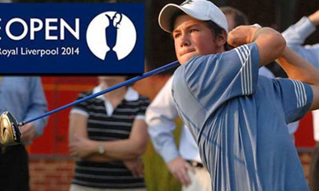 ETSU's Enoch makes Open Championship debut